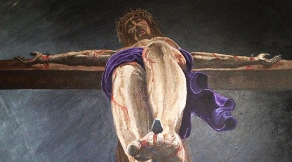 İsa Çarmıha Gerilip Ölecekti