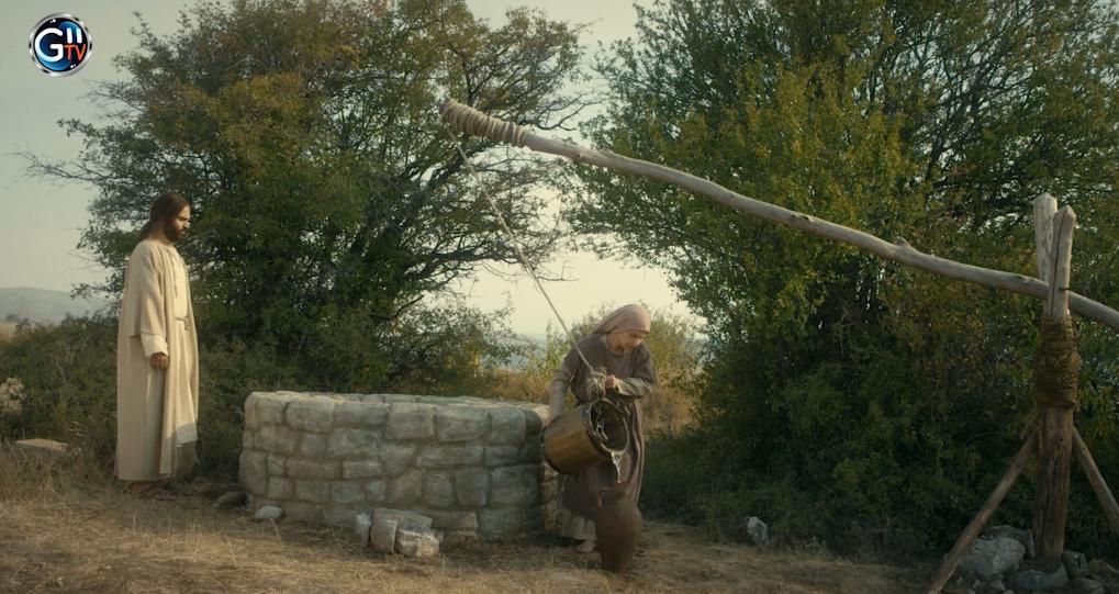 Kurtarıcı – Bölüm 3 – Pınar başındaki kadın
