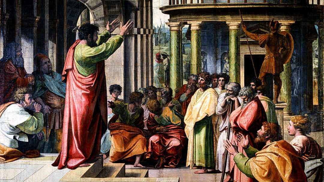 Pavlus Atina'da