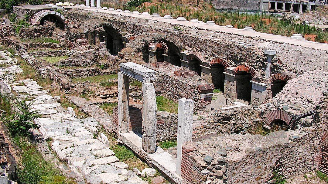 Selanik Antik Agora