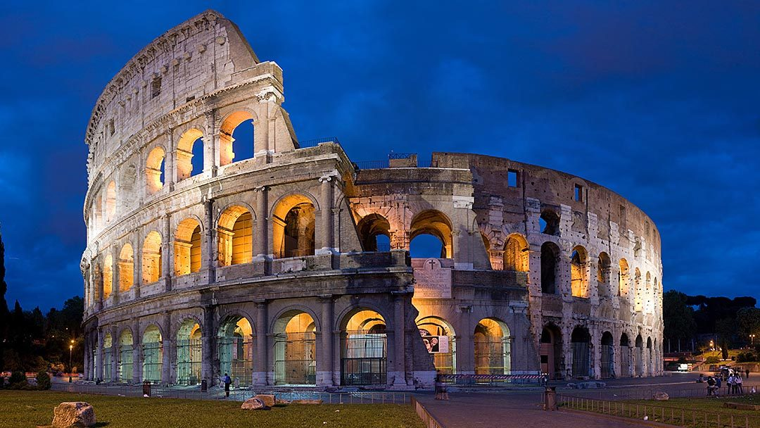 Roma'ya Yolculuk