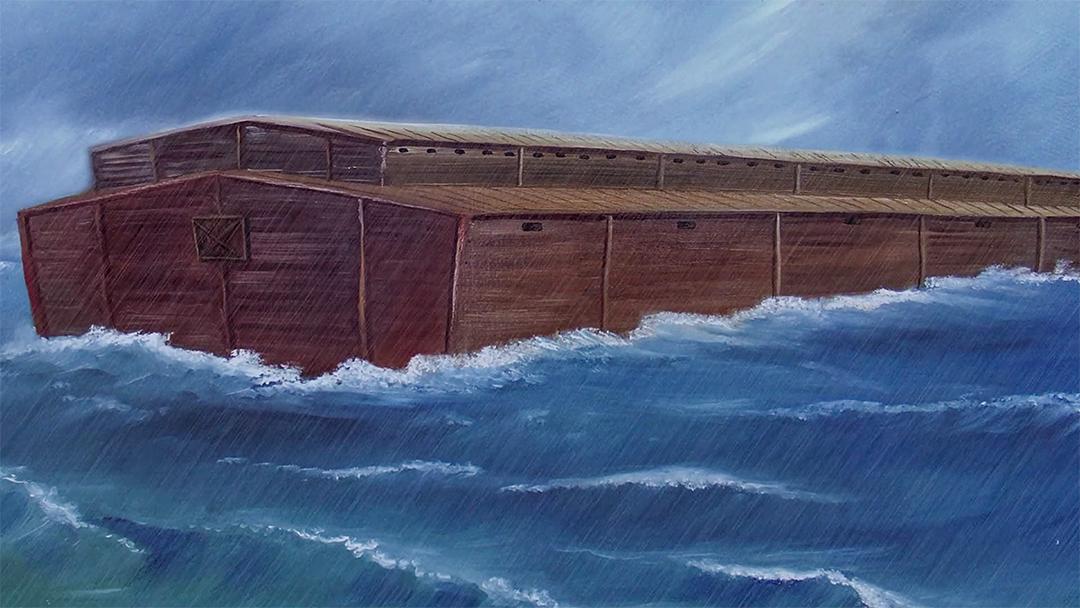 Nuh ve Tufan (bölüm 5)
