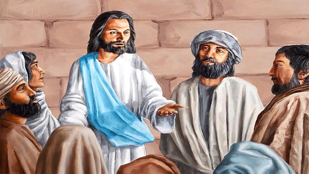 İsa'nın Hayatı (bölüm 10)