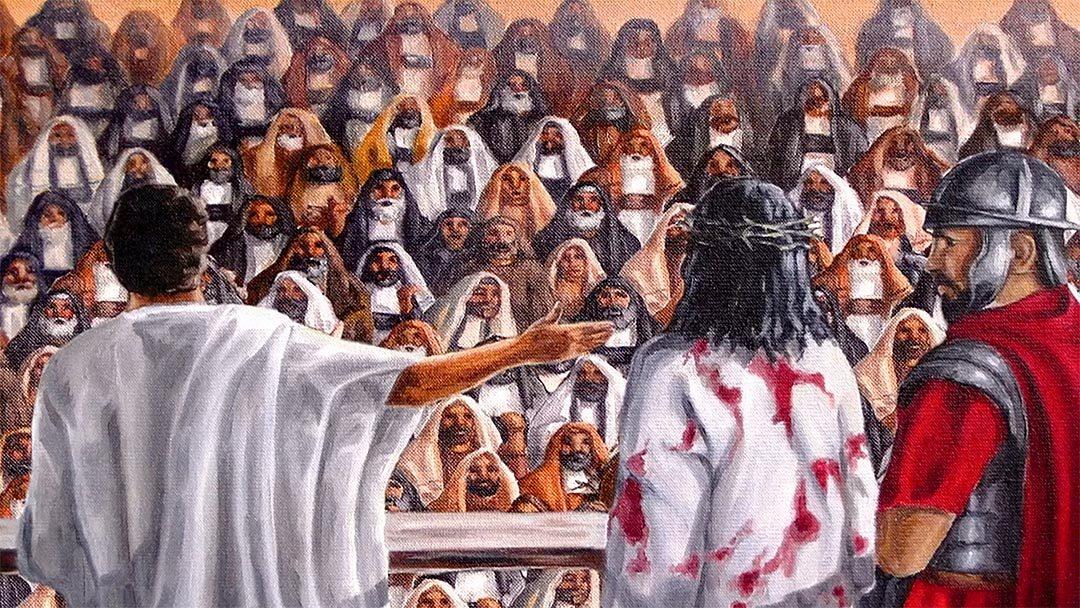 İsa'nın Yargılanması (bölüm 13)