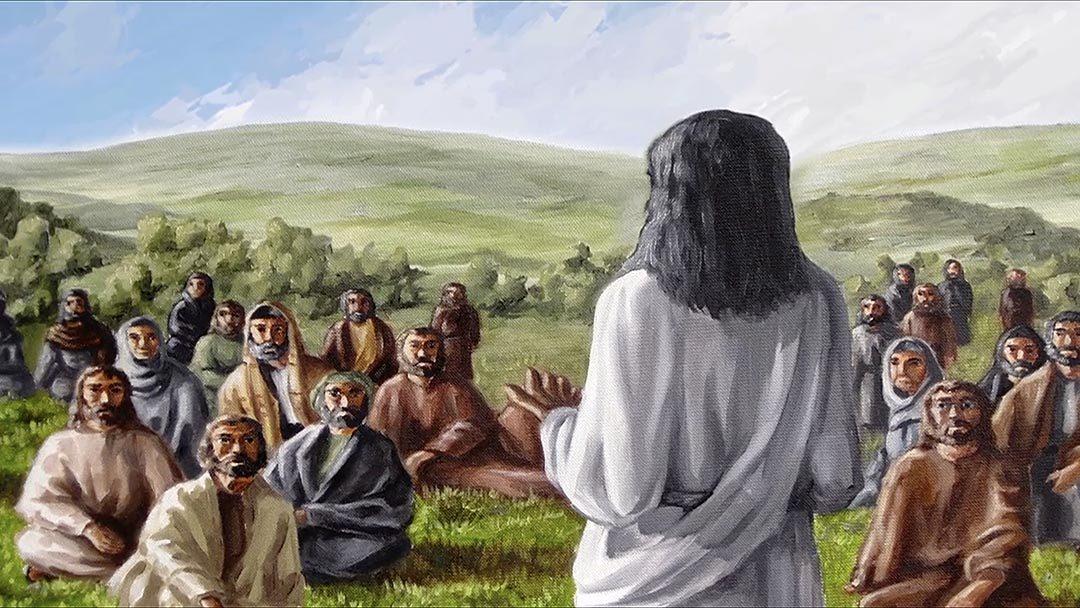 İsa'nın Gömülmesi ve Dirilişi (bölüm 15)