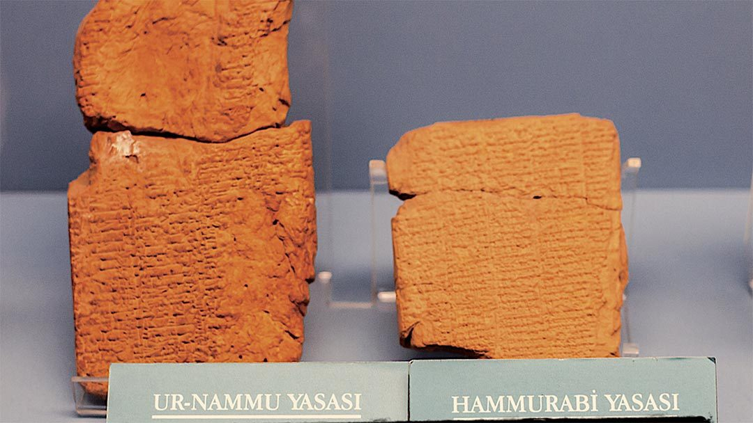 Tevrat Yasaları Mezopotamya Kanunlarının Bir Kopyası Mı?