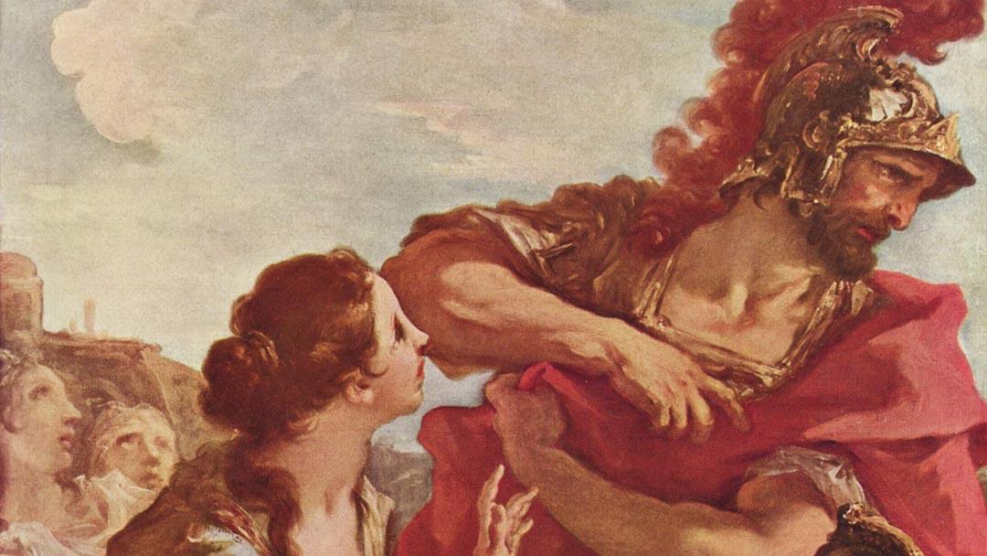 Yiftah Kızını Mı Öldürdü?