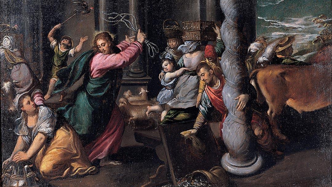 Yeni Bir Tapınak | Yuhanna 2:13–25