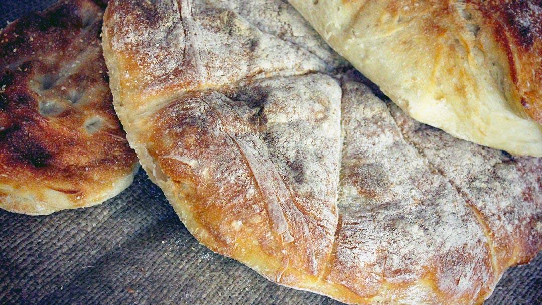 Beş Ekmek ve İki Balık