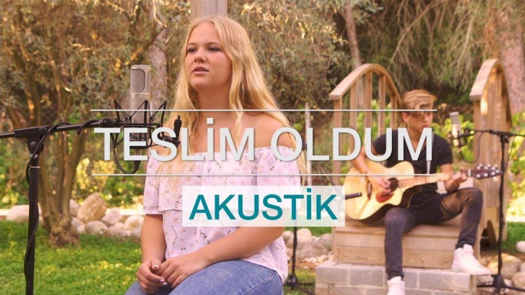 Teslim Oldum
