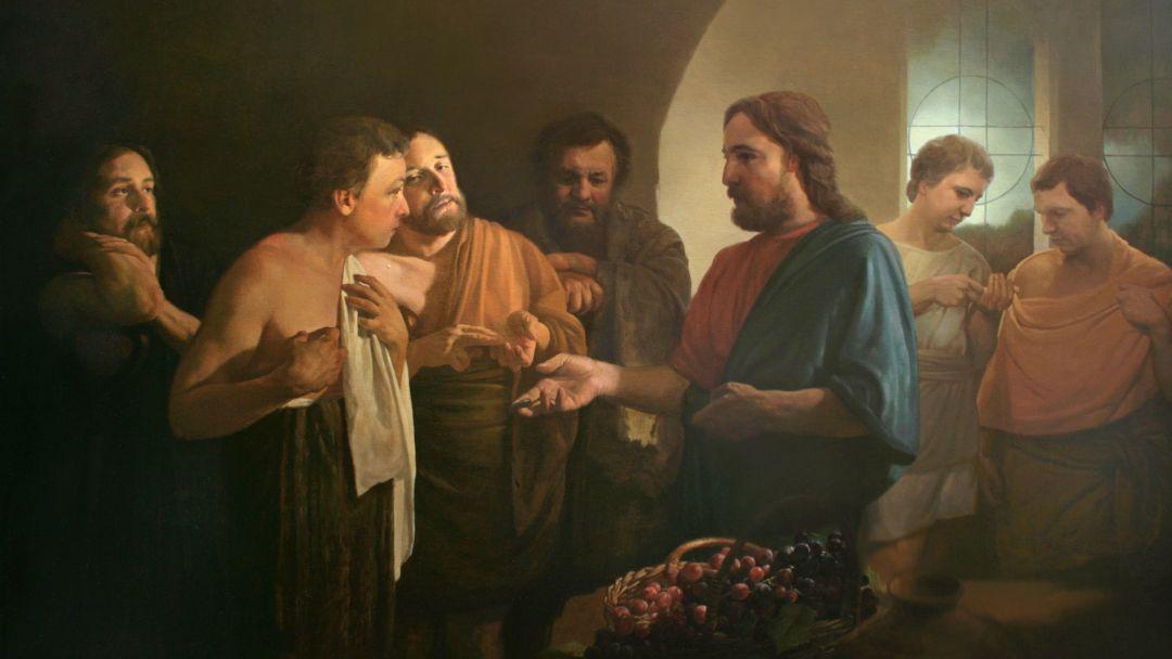 İsa ve Benzetmeleri