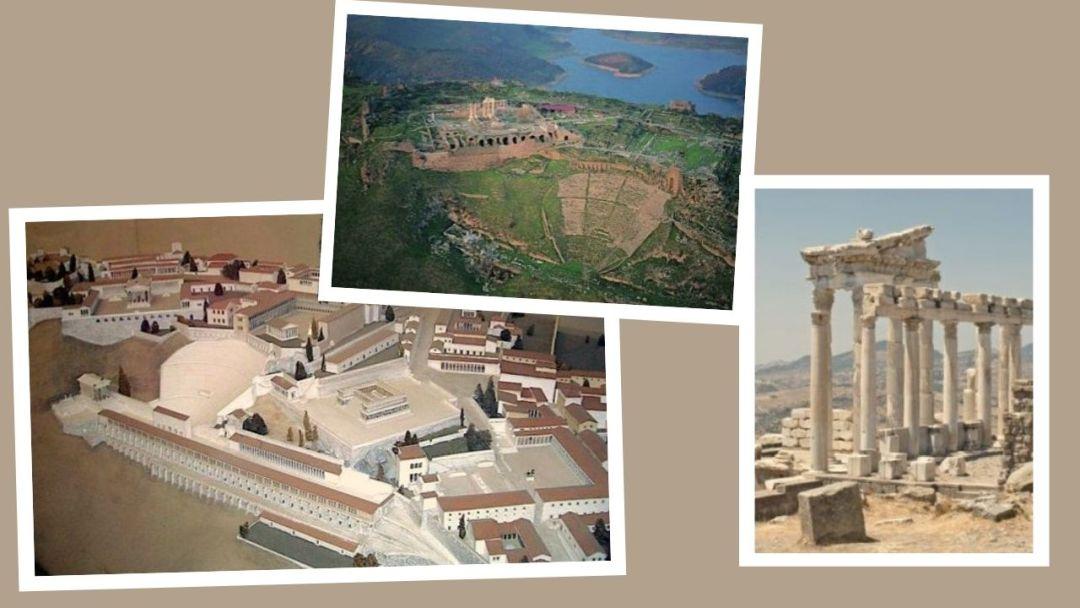 Bergama Kilisesi | İncil Tarihi