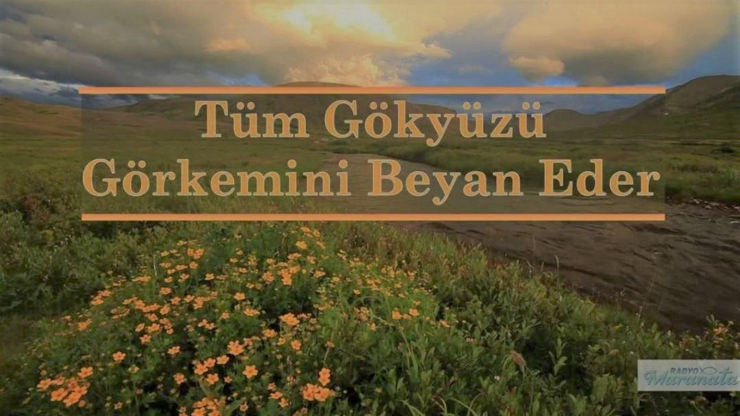Tüm Gökyüzü  | Hristiyan İlahisi