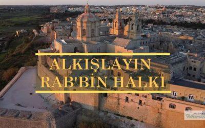 Alkışlayın, Rab'bin Halkı | Hristiyan İlahisi