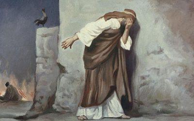 Isa ile Petrus | Yuhanna 18:15-27